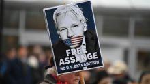 La justice britannique reprend l'examen de la demande d'extradition de Julian Assange, réclamée par les Etats-Unis