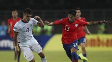 Argentina gana 2-0 a Chile y Venezuela 1-0 a Ecuador