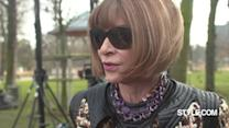 Style.com Fashion Shows - Anna Wintour on the Rise of Individuality - Fall 2015 Milan and Paris Highlights