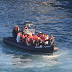 Three boats carrying 36 migrants found off Kent coast