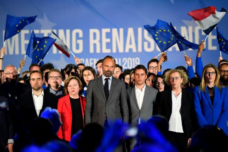 2dd27c601d7 Européennes  le gouvernement