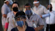 """México dice ha evitado """"desbordamiento"""" por coronavirus aun cuando casos aumentan"""
