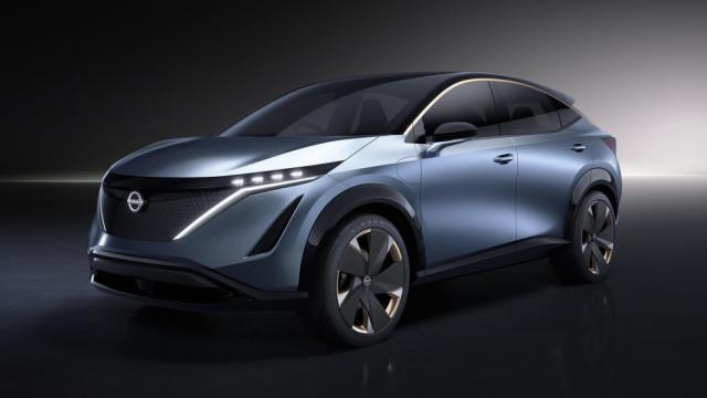 Nissan looks set to debut its Ariya EV in July