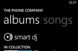 Microsoft outlines new features for Windows Phone Mango's Music and Video Hubs