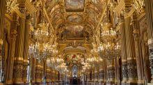 巴黎歌劇院 歌劇魅影啟發地