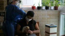 Brasil supera 98.000 muertos y 2,9 millones de contagiados por coronavirus