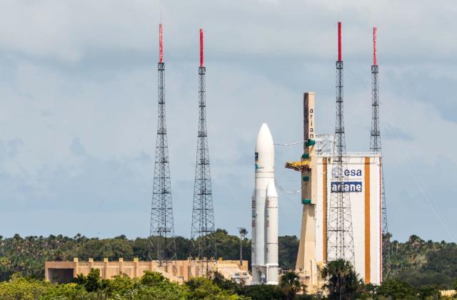 UK won't be involved in Europe's Galileo satellite navigation program