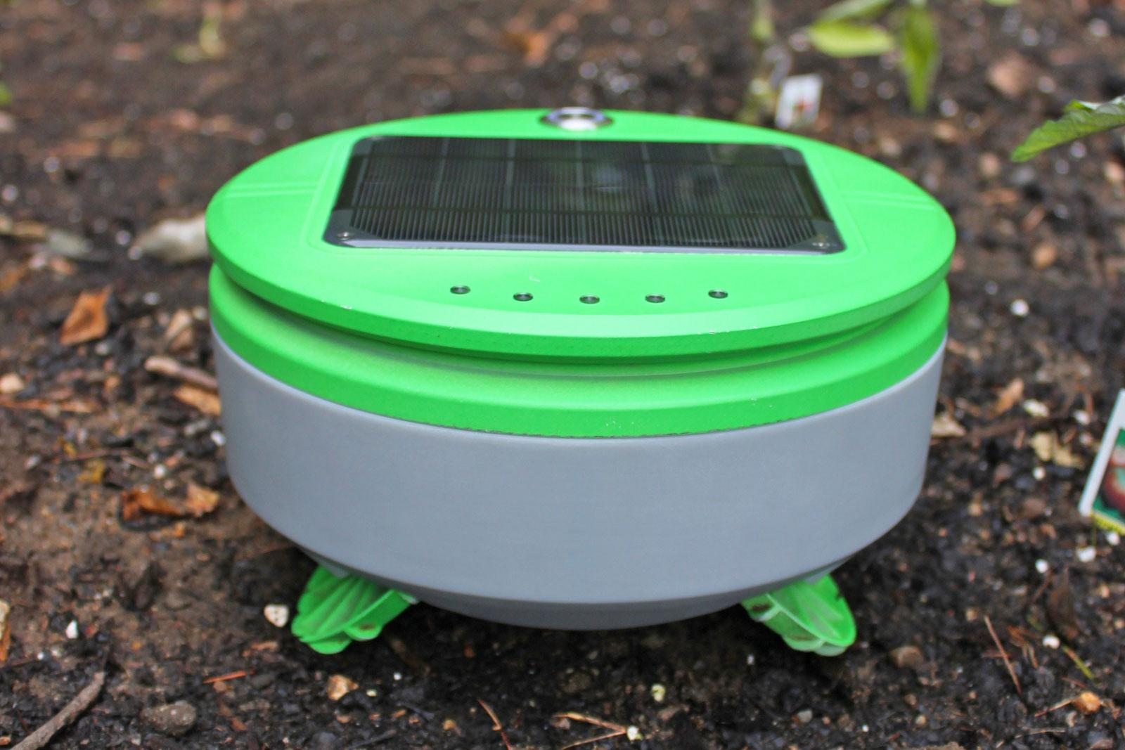Roomba creator wants to do for gardens what he did for your floors | Engadget