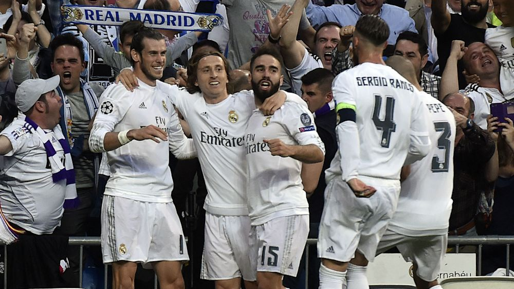 Real Madrid 1 Manchester City 0 (1-0 agg): Zidane's men set up 2014 final repeat