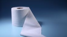 Watch how toilet paper gets made