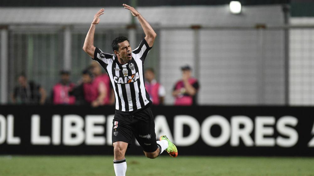 Ídolo do Flu, Fred revê ex-clube pelo Atlético-MG e promete comemorar