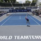 Fans welcomed to World TeamTennis matches in West Virginia
