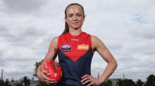 AFLW star Pearce gives birth to twins