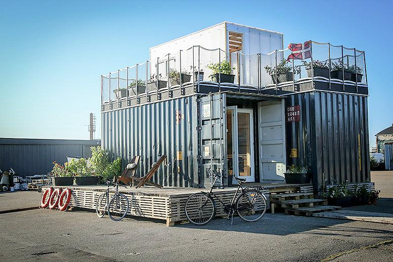 How a shipping container could be your next apartment for Where to buy shipping containers for homes