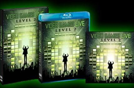 Video Games Live: Level 2 hitting Blu-ray and DVD October 19