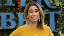 Stacey Solomon admits feeling guilty about having three children with different fathers
