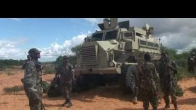 AU forces advance on al Shabaab rebels
