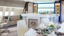The world's most luxurious private jet? On board the groundbreaking Crystal Skye