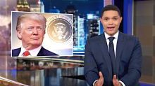 Trevor Noah Compares Trump To Hitler In Dig At President's Racist Tweet Defense
