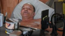 Fin de vie: Alain Cocq, qui avait décidé de se laisser mourir, accepte de se réalimenter