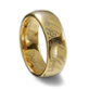 Solid Gold Lord of the Rings Bands