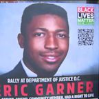Eric Garner's Family, Supporters Head to Washington as Federal Statute of Limitations Expires