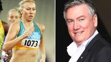 'All-time low': Eddie McGuire goes nuclear in athletics feud