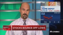 Final trades: Home Depot, Target, Charter Communications,...