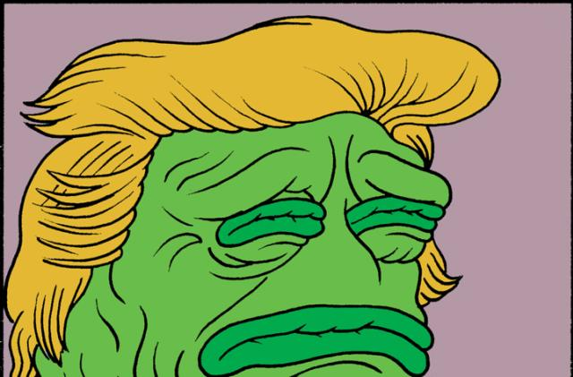 Pepe the Frog's creator is using positive memes to #SavePepe