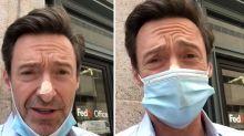 Hugh Jackman has biopsy taken following past skin cancer scares