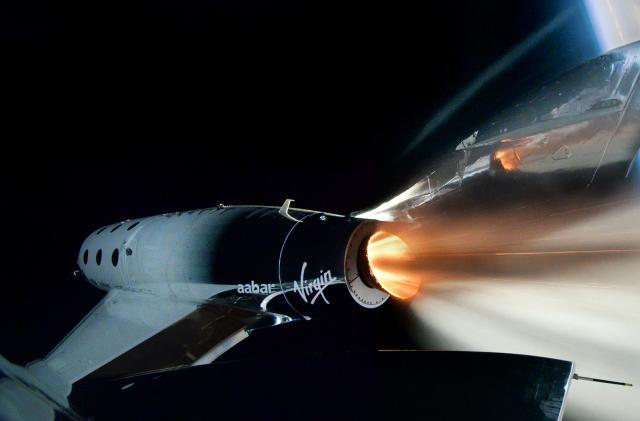 Virgin Galactic's last round of SpaceShipTwo tests begins October 22nd