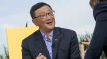 BlackBerry CEO Chen Gets $128 Million Award to Continue Revival