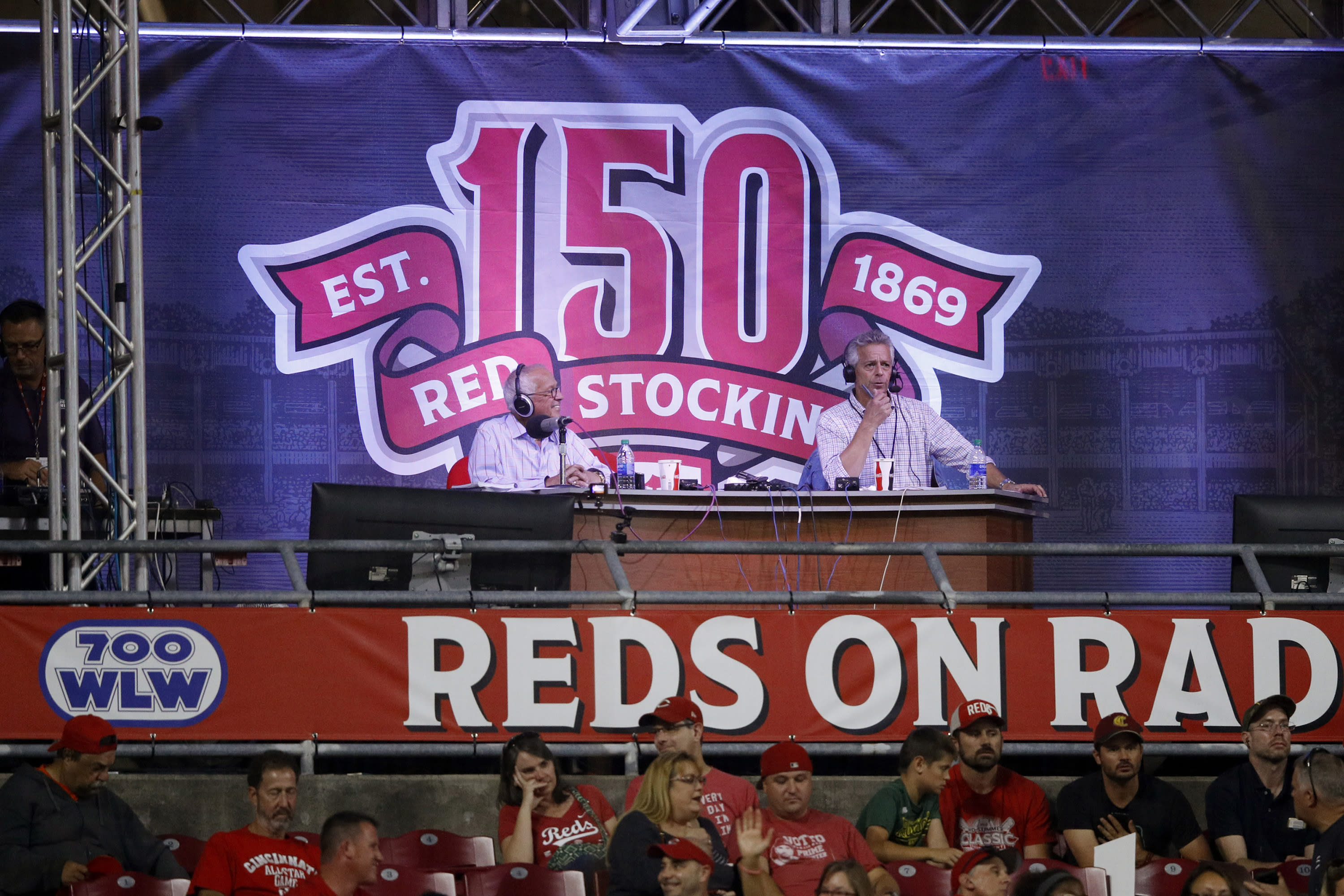 Thom Brennaman quits Reds booth after using anti-gay slur on air