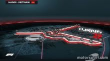 F1 considers two-day Chinese GP option in November