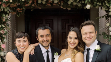 Robin Williams's son Cody honors late dad with wedding on his birthday