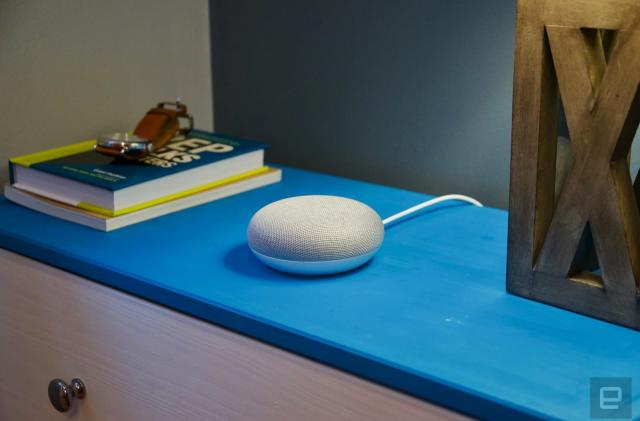 Google Home Mini review: Taking aim at the Echo Dot