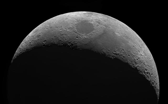 These engineers and tech execs want to create a peaceful lunar settlement