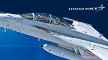 Lockheed Martin to Upgrade IRST21 Sensor System for U.S. Navy Fighter Aircraft