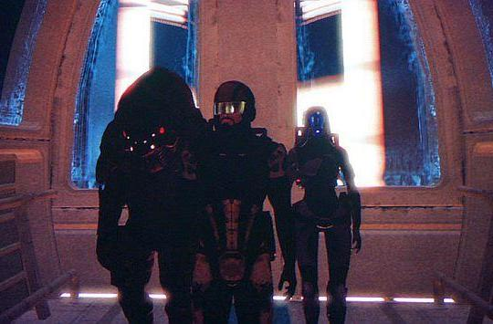 Mass Effect 2 ditching elevators for ... load screens