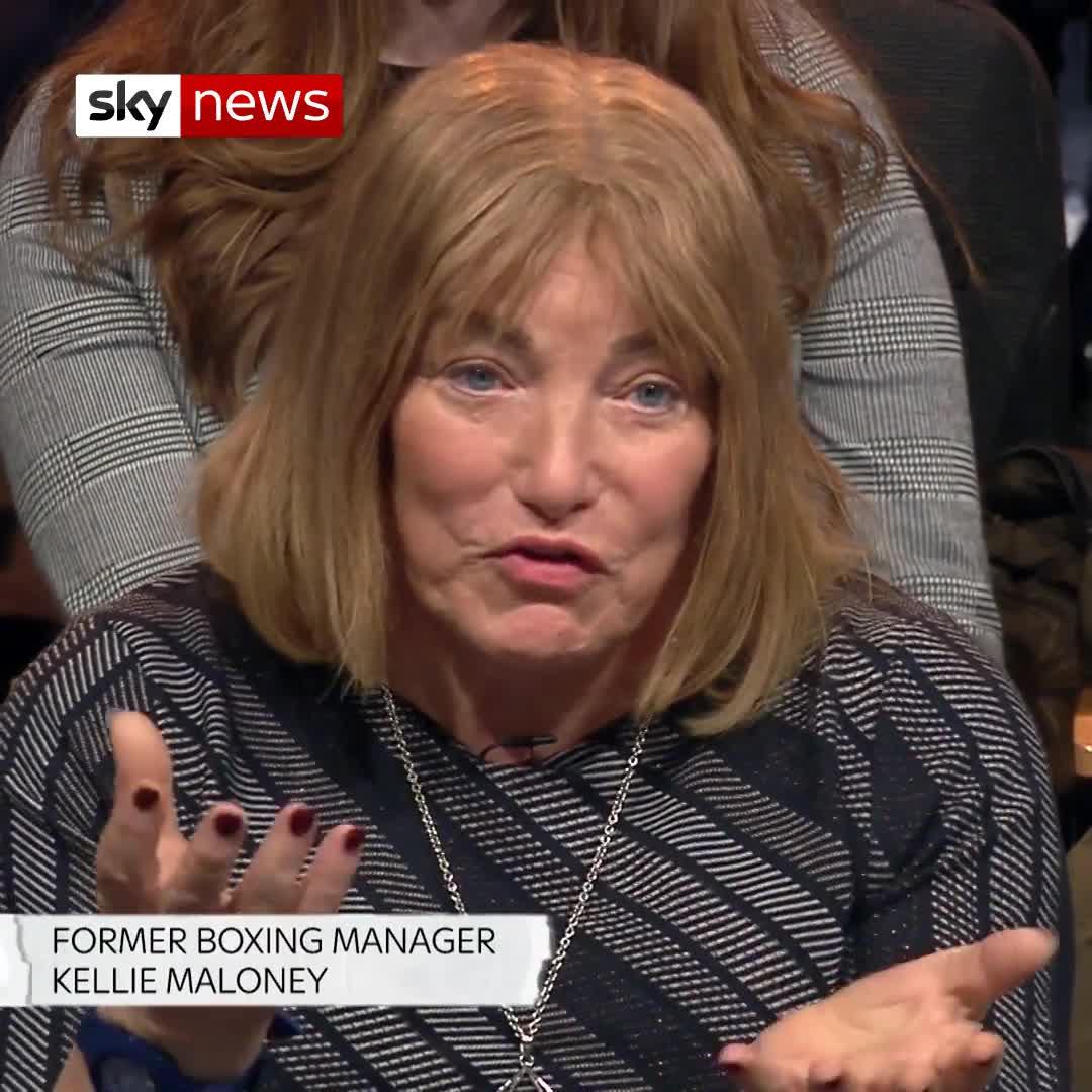 Kay Burley | Macmillan House of Lords vs. House of Commons