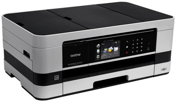 Brother crams all-in-one functionality into a pint-size package for Business Smart series