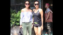 Amrita Arora's Green Trousers Is What We Want To Invest In