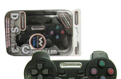 Dragon lets loose cheapo DuoShock 3 PS3 controller