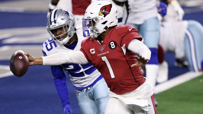 Kyler Murray and the Cardinals crush the Cowboys