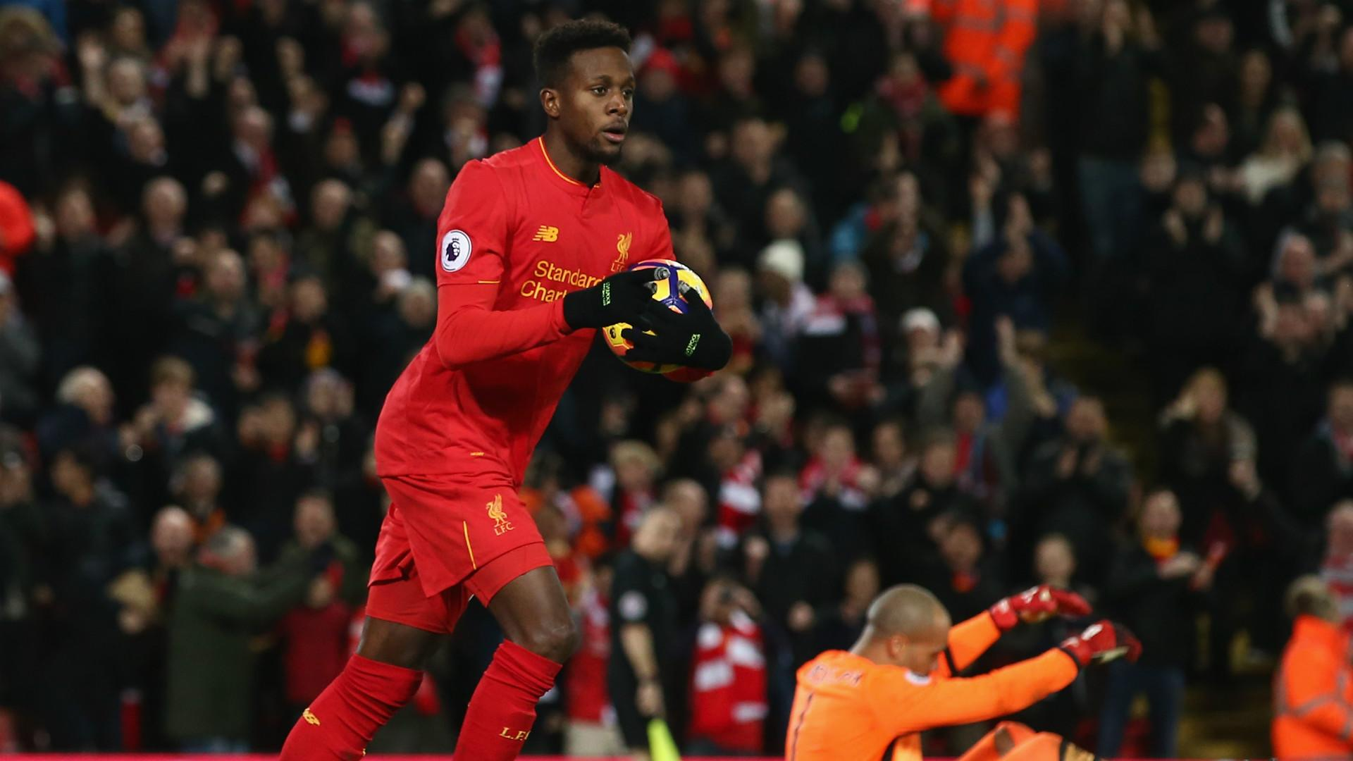 Origi becomes first Liverpool player to score in four or more consecutive matches since Sturridge
