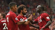 Salah, Mane and Firmino not in competition at Liverpool - Klopp