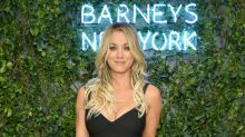'Big Bang Theory' star Kaley Cuoco is 'open' to a future with her boyfriend