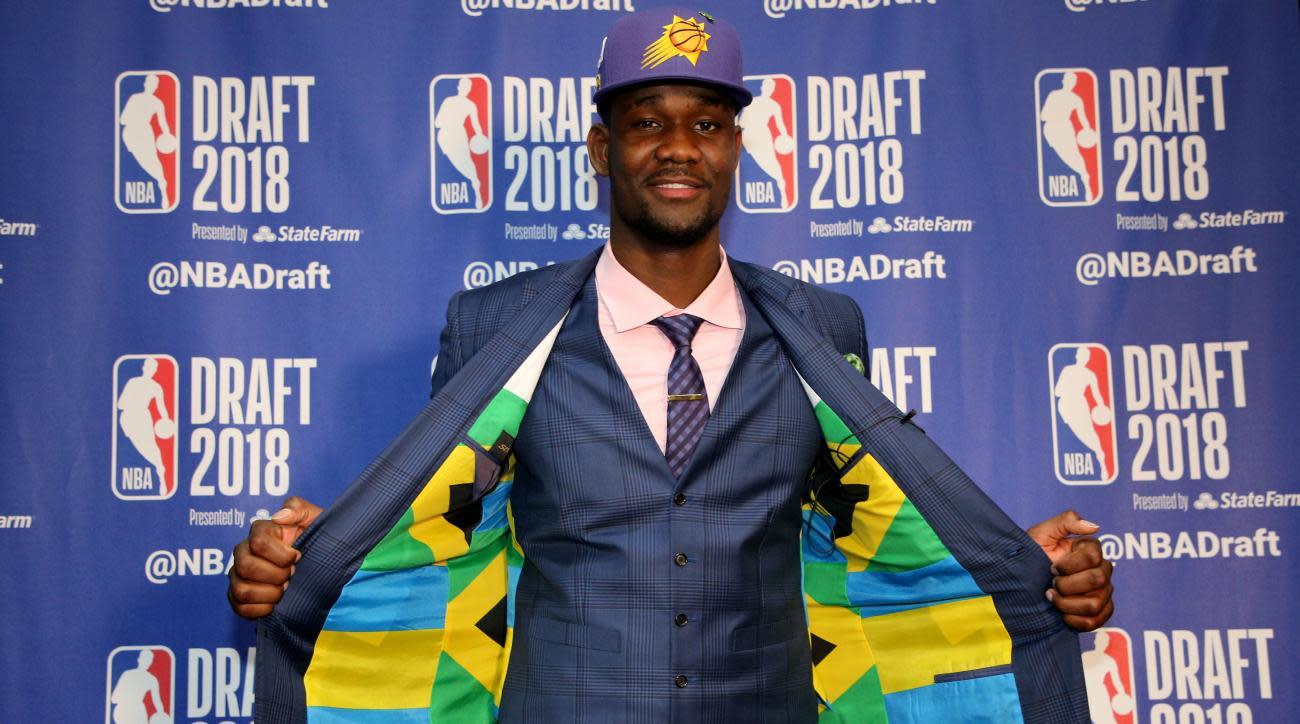 2018 NBA Draft Grades: Pick-By-Pick Analysis