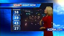 Monday morning NorCal forecast 12.24.12