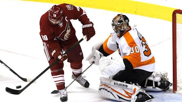 Flyers buying out rest of Ilya Bryzgalov's contract